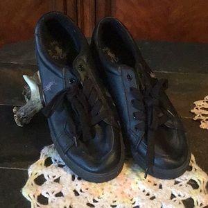 Boys dress shoes, polo Ralph Lauren